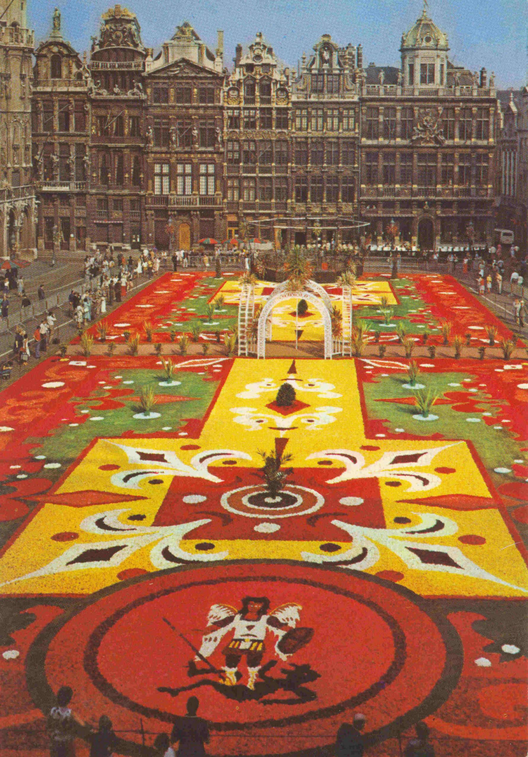 Tourisme en belgique - Office de tourisme bruxelles grand place ...